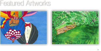Featured Artworks. View Gallery.